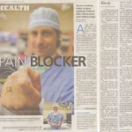 Jackson Sun Article - Pain Blocker - CPNB Consulting