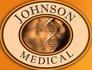 Johnson Medical Products logo