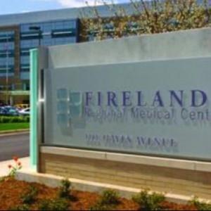 Firelands front entrance